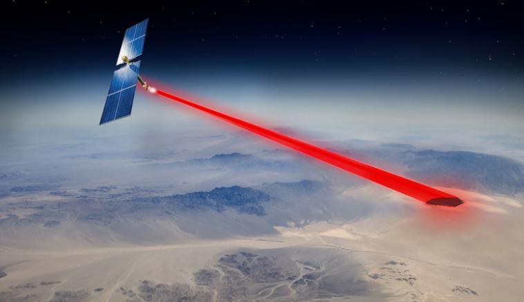 Spatial militaire: Vers des armements à micro-ondes autonomes ?