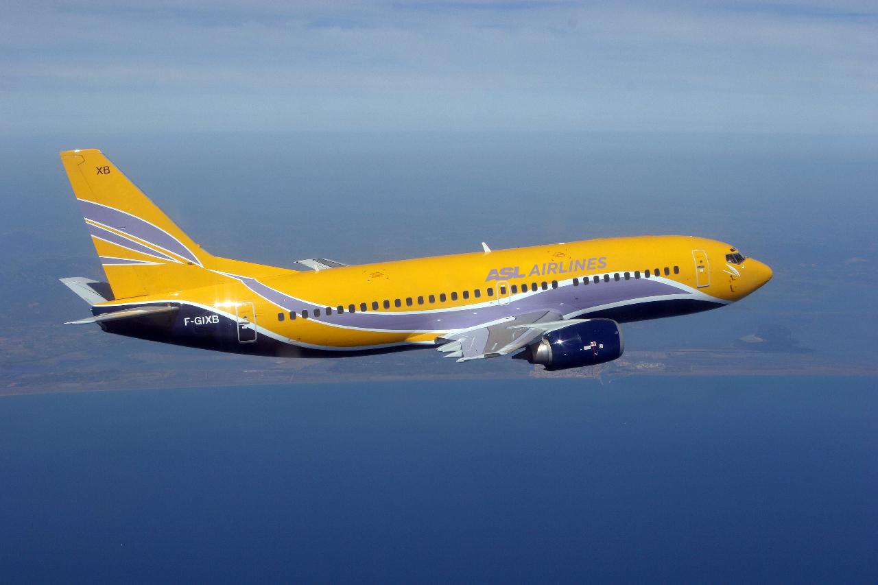 ASL Airlines vient d'inaugurer un vol Paris-Alger