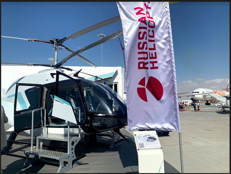 Dubai Airshow 2019 : le VRT500 accélère