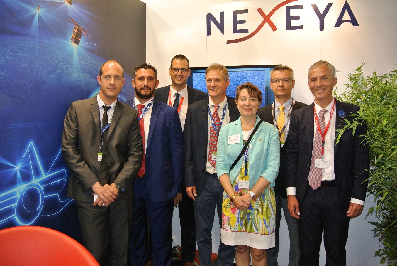 Bourget 2017 : Nexeya remporte les harnais des satellites MetOp-SG