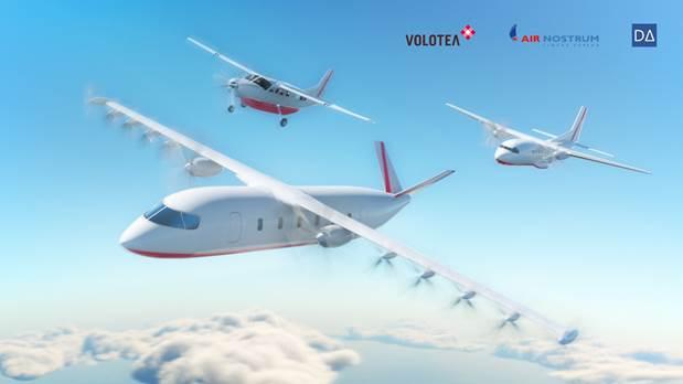 Volotea et Air Nostrum dévoilent un peu leurs plans d'avion électrique