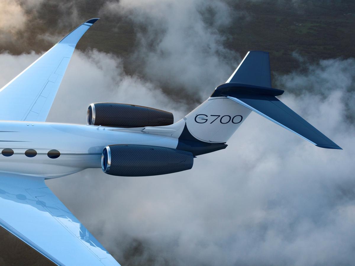 NBAA 2019 : Safran se place sur le Gulfstream G700