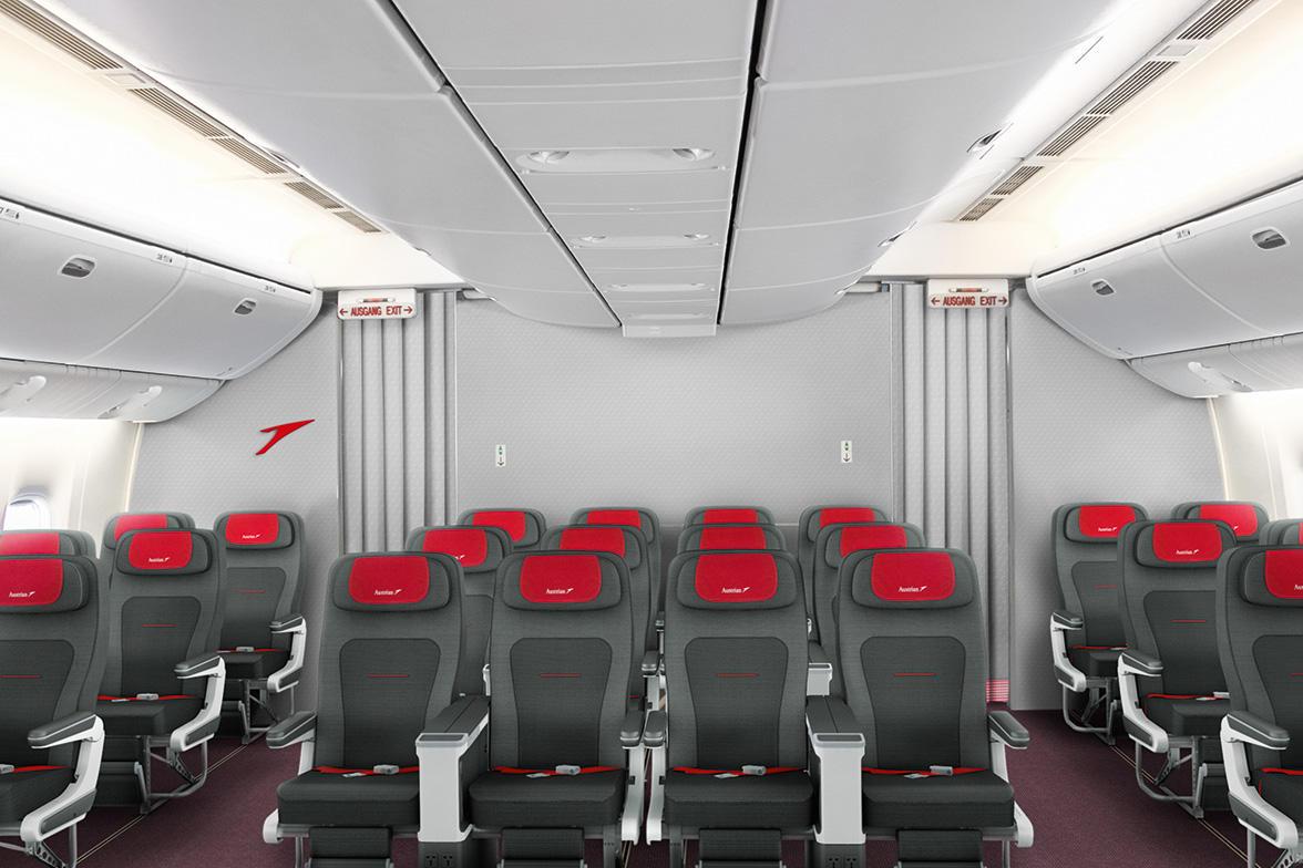 Austrian Airlines lance une nouvelle Premium Economy