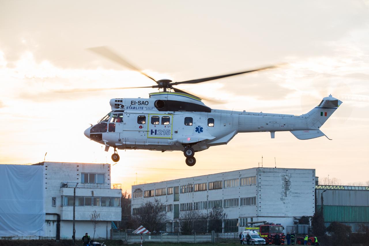 La Roumanie produira le H215 à Brasov