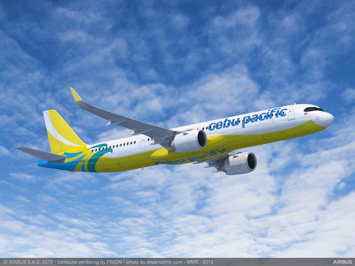 Bourget 2019 : déjà 70 Airbus A321XLR vendus fermes en deux jours