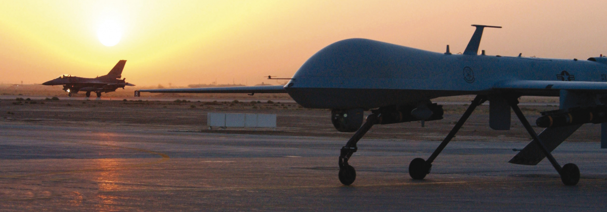 L'intérêt des drones non armés