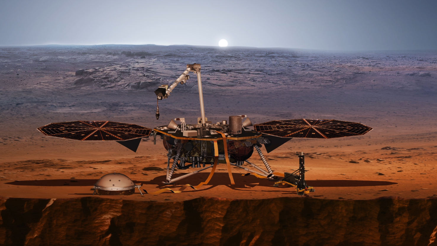 NASA gearing up for next Mars mission