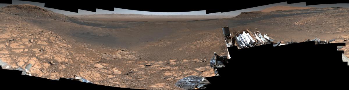 Mars en 1,8 milliards de pixels