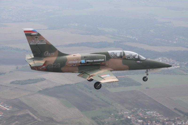 L'armée de l'air tchèque, premier client du L-39NG?