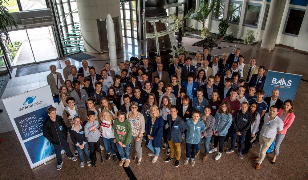 Nouvelle-Aquitaine : Prix aéro pour lycéens et collégiens