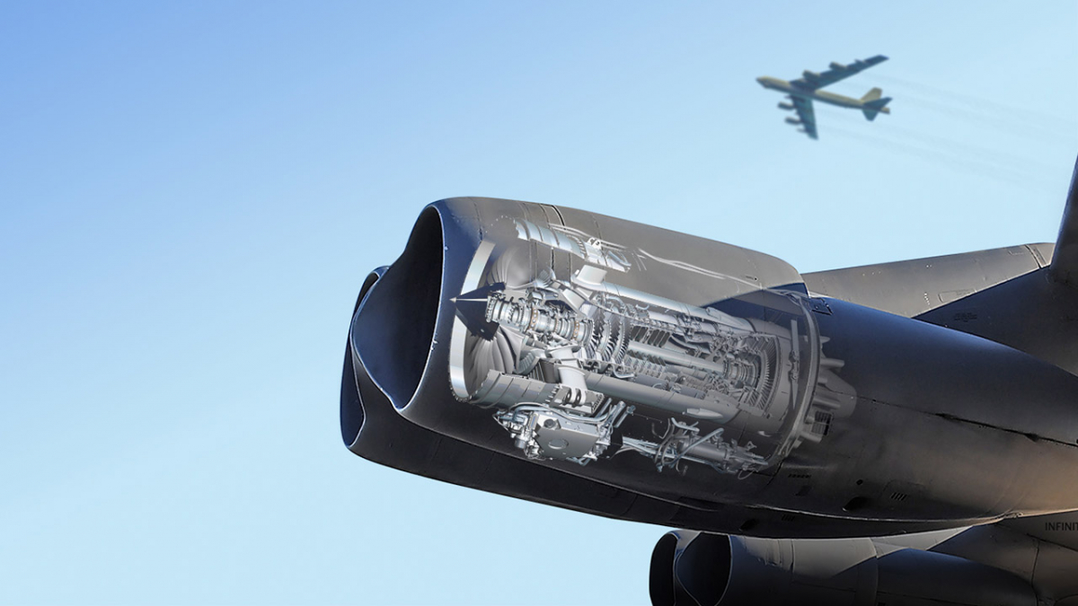 Remotorisation B-52 : Rolls Royce remporte le contrat