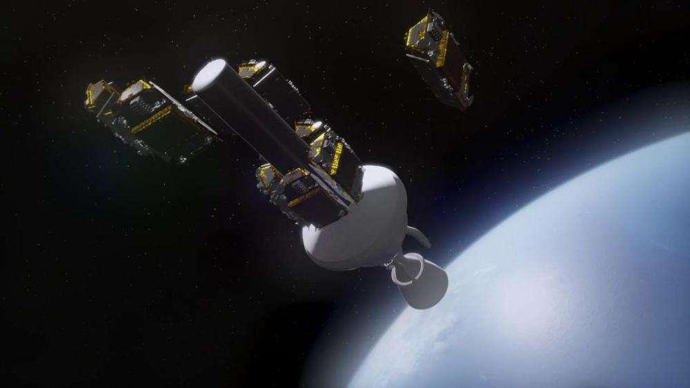 SpaceX takes Iridium/Aireon constellation to 50