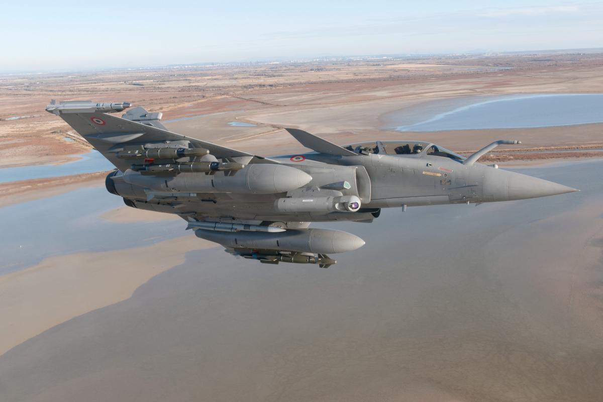12 Rafale F3R pour l'Armée de l'Air et de l'Espace