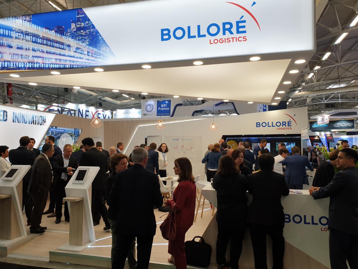 Bourget 2019 : Bolloré Logistics signe plusieurs accords