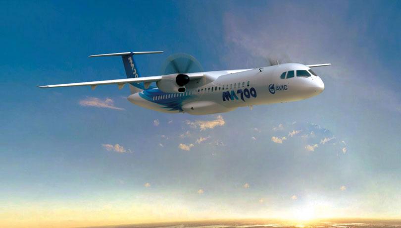 Chine : le MA700 devrait faire sa sortie d'usine fin 2020