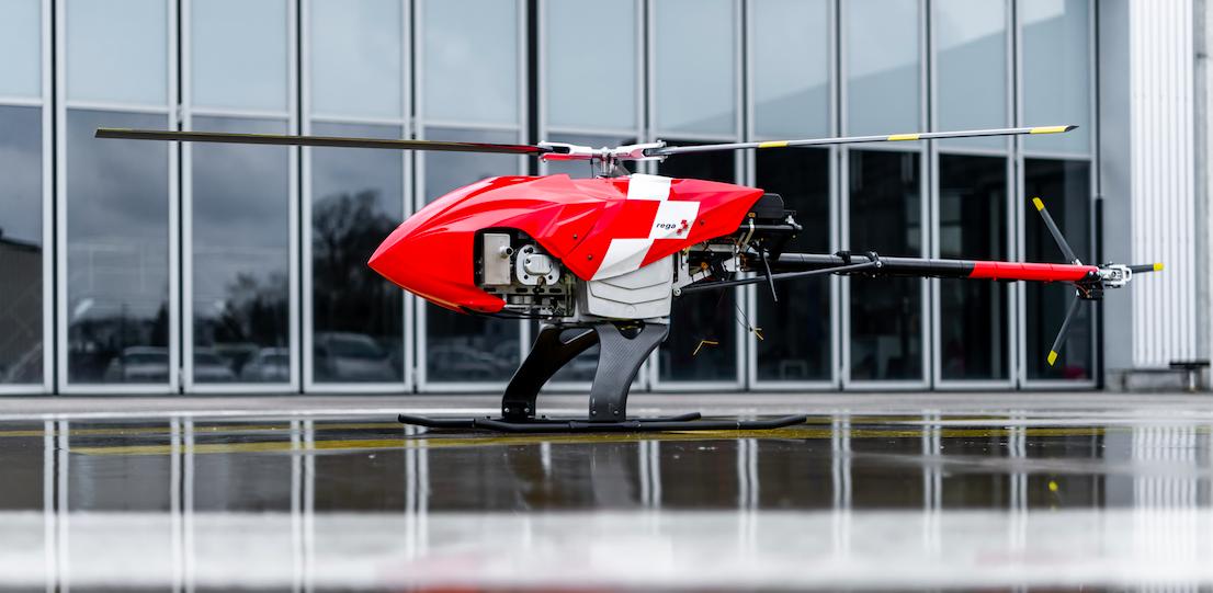 Suisse : des drones pour les missions de recherche et sauvetage