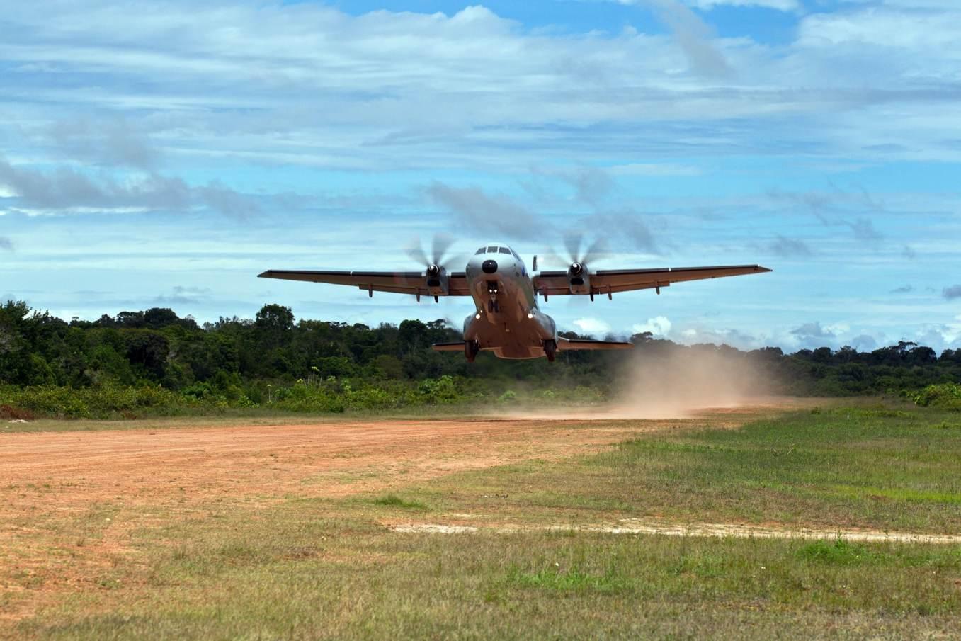 La Côte d'Ivoire commande un C295