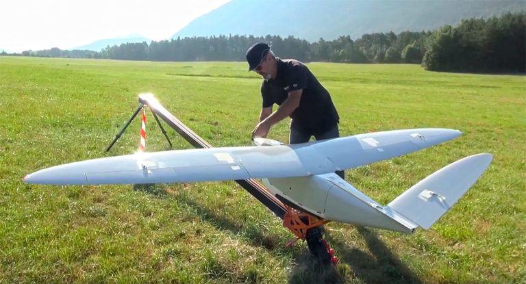 RTE s'appuie sur des drones Delair pour l'inspection de lignes