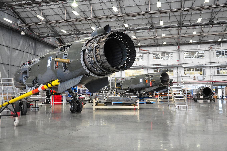 Dassault rachète à Fokker sa participation dans SABCA