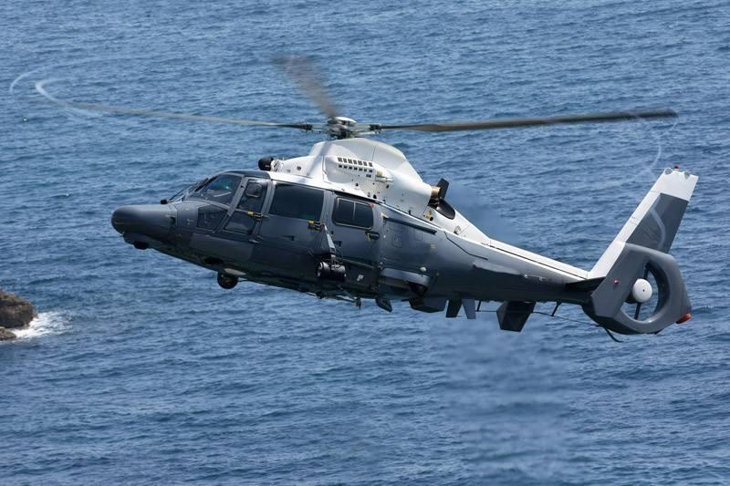Crash d'un hélicoptère militaire bulgare