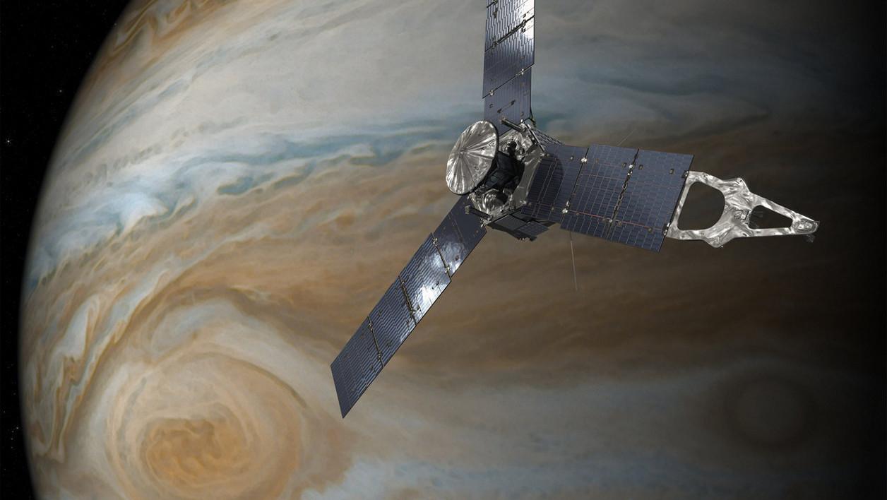 Soirée Jupiter à la Cité de l'Espace