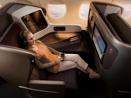 Airbus A350 : C'est en janvier pour Singapore Airlines
