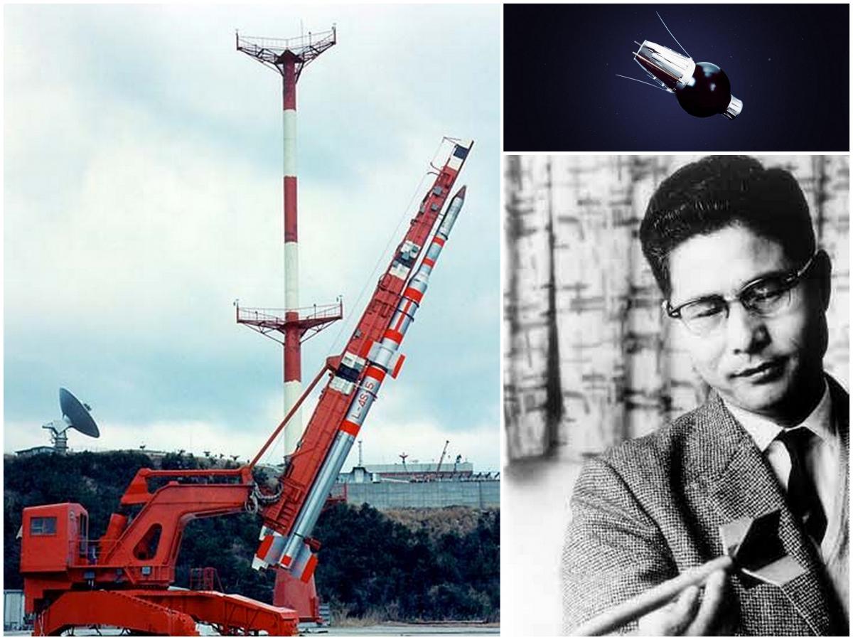 Il y a 50 ans, le Japon devenait la quatrième puissance spatiale mondiale