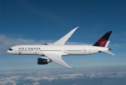 Air Canada ouvre une ligne Montréal-Tokyo