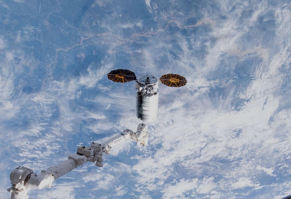 Farnborough 2016 : TAS fournira neuf modules cargo pour le vaisseau Cygnus