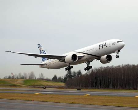Pakistan Airlines commande huit Boeing 787