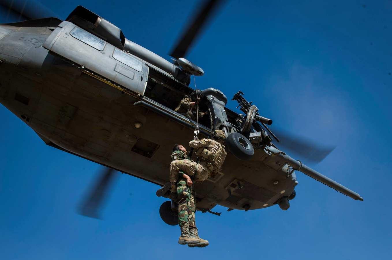 L'Armée de l'air afghane formée à la RESCO