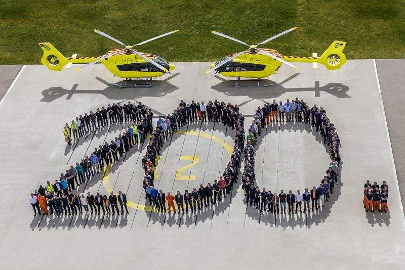 Airbus Helicopters delivers 200th H145