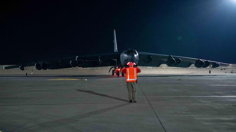"""Afghanistan: Des B-52 pour protéger le retrait des """"Boys"""""""