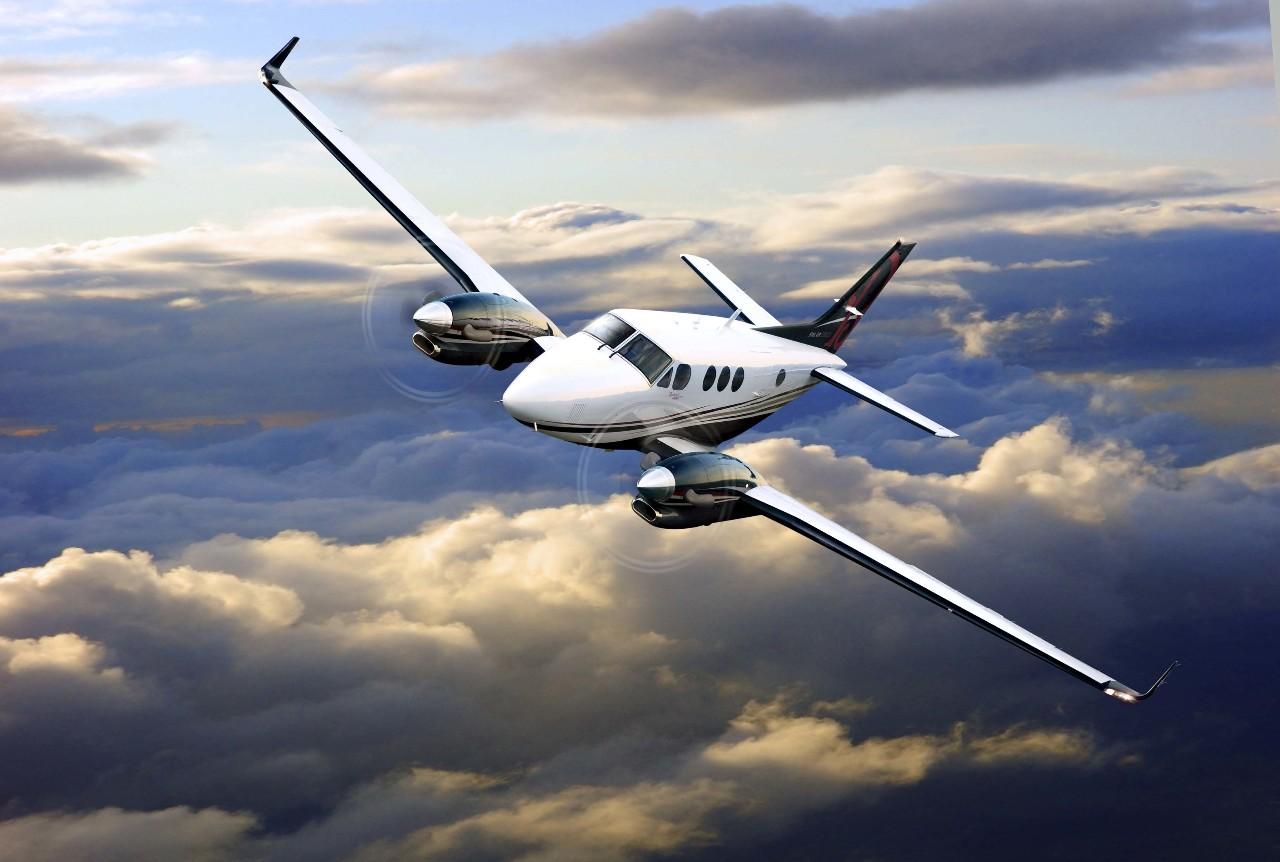 EBACE 2016 : Certification AESA et FAA pour le Beechcraft King Air C90GTx