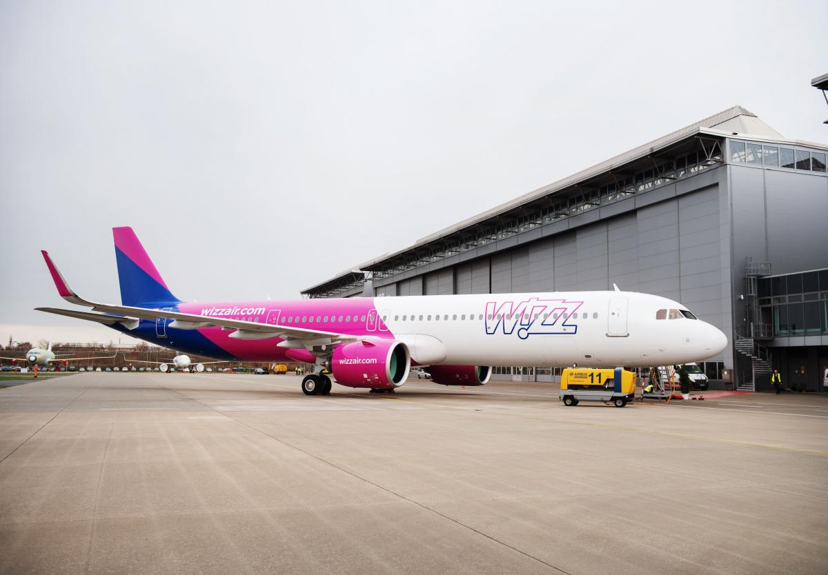 Wizz Air ouvrira une ligne Sarajevo/Beauvais-Tillé en mai prochain