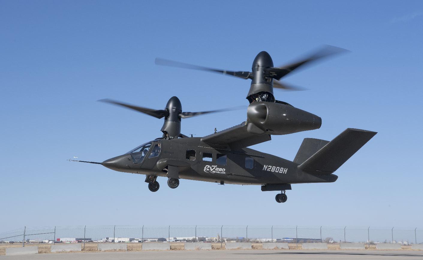 2017, l'année de la reprise pour Bell Helicopter
