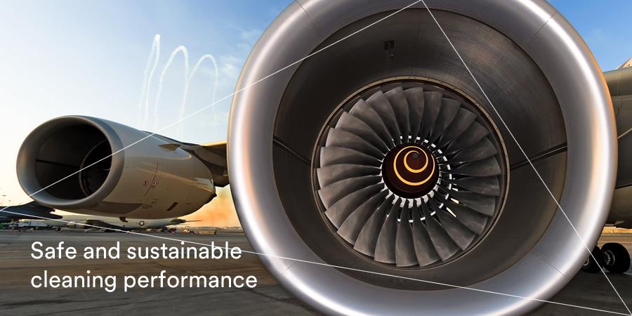 Webinar : Nettoyage sûr, durable et fiable pour l'industrie aérospatiale