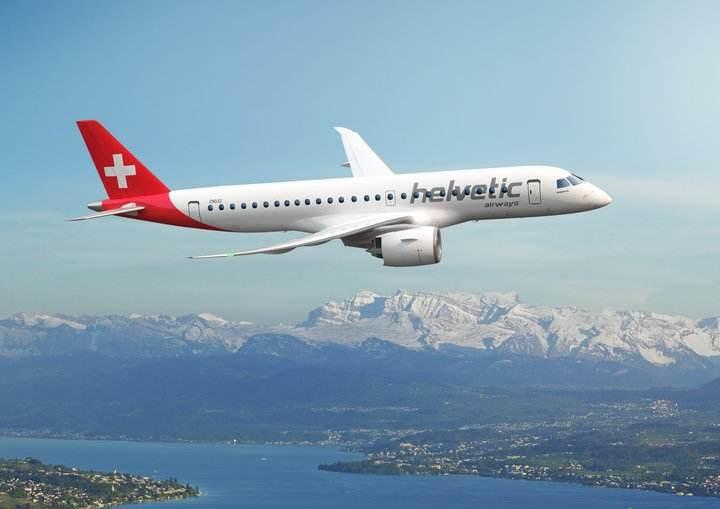 Helvetic Airways ouvre une base à Bâle-Mulhouse