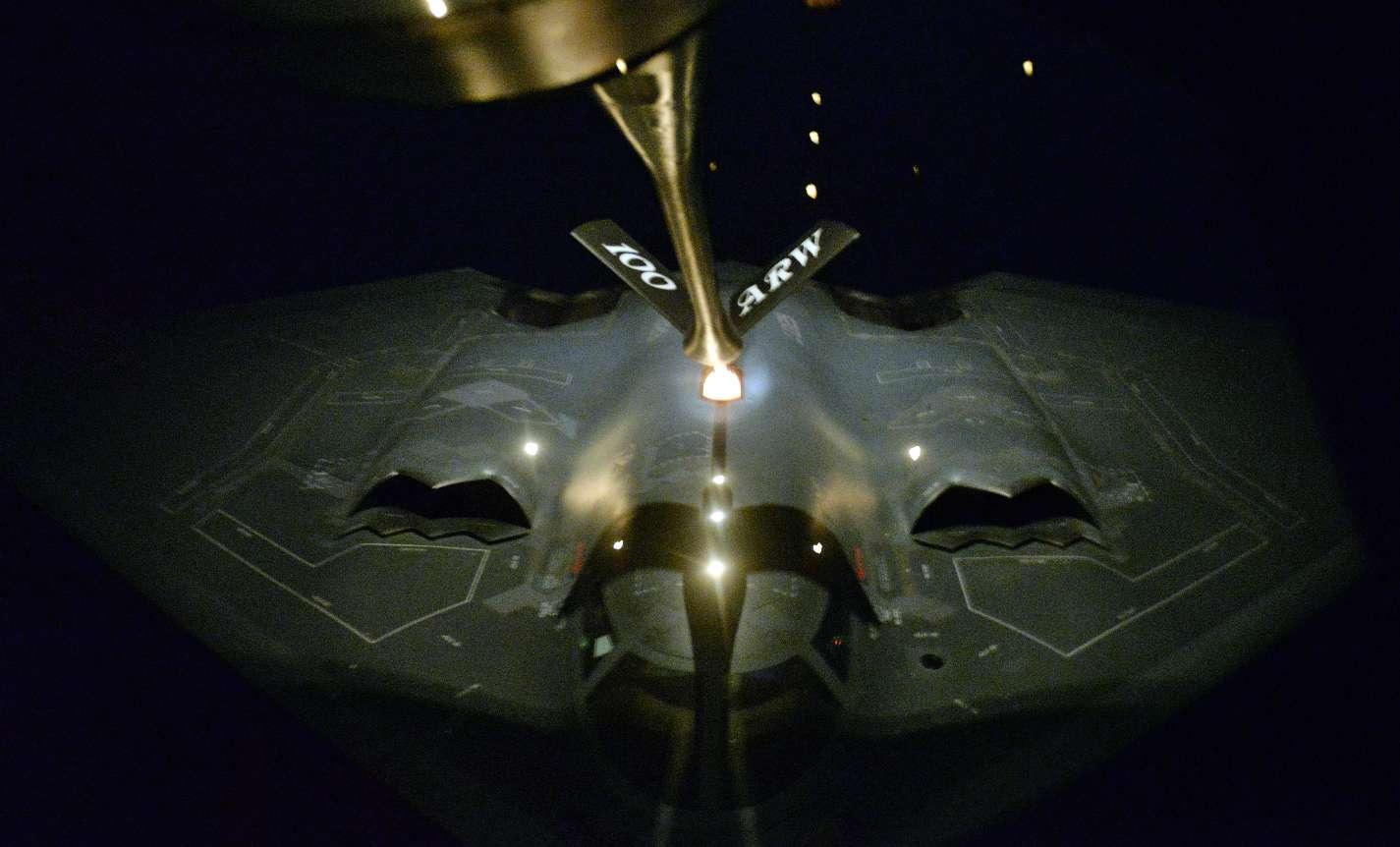 Retour sur la mission des B-2 en Libye