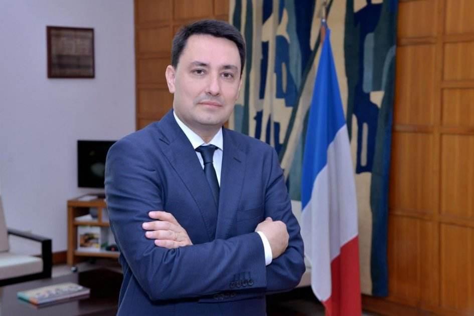 Aero India 2017 : Entretien avec l'ambassadeur de France en Inde