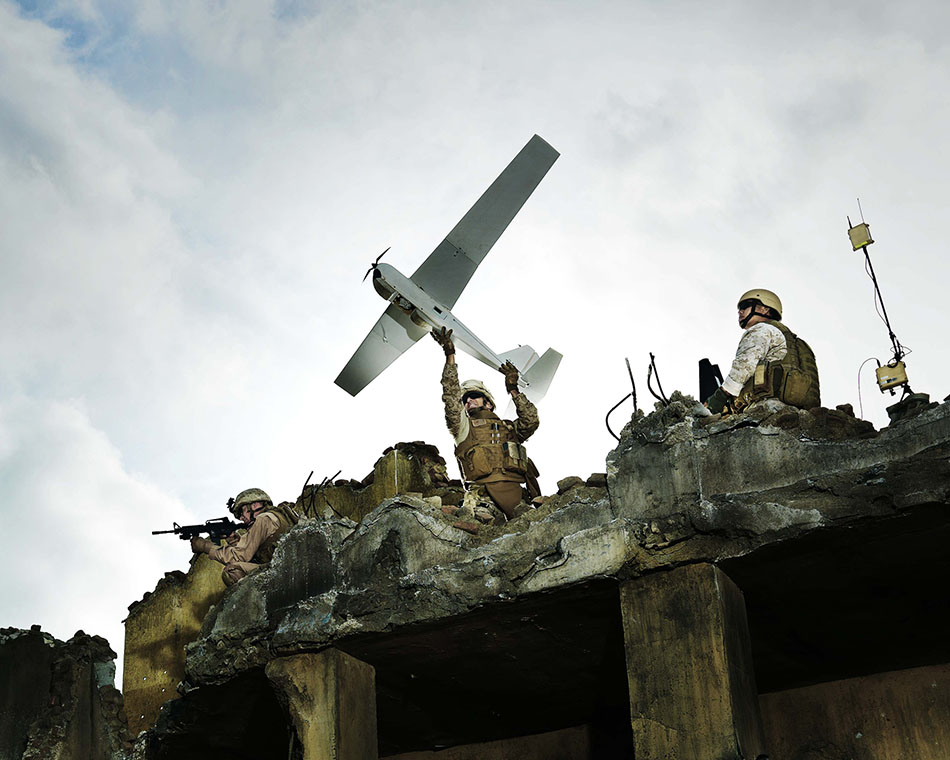 Aerovironment remporte un contrat avec l'OTAN