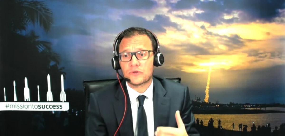 Arianespace en 2021 : plus d'un lancement par mois ?
