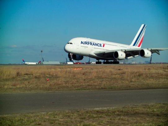 Air France propose à ses clients une liaison entre Montréal et la gare de Sainte Foy