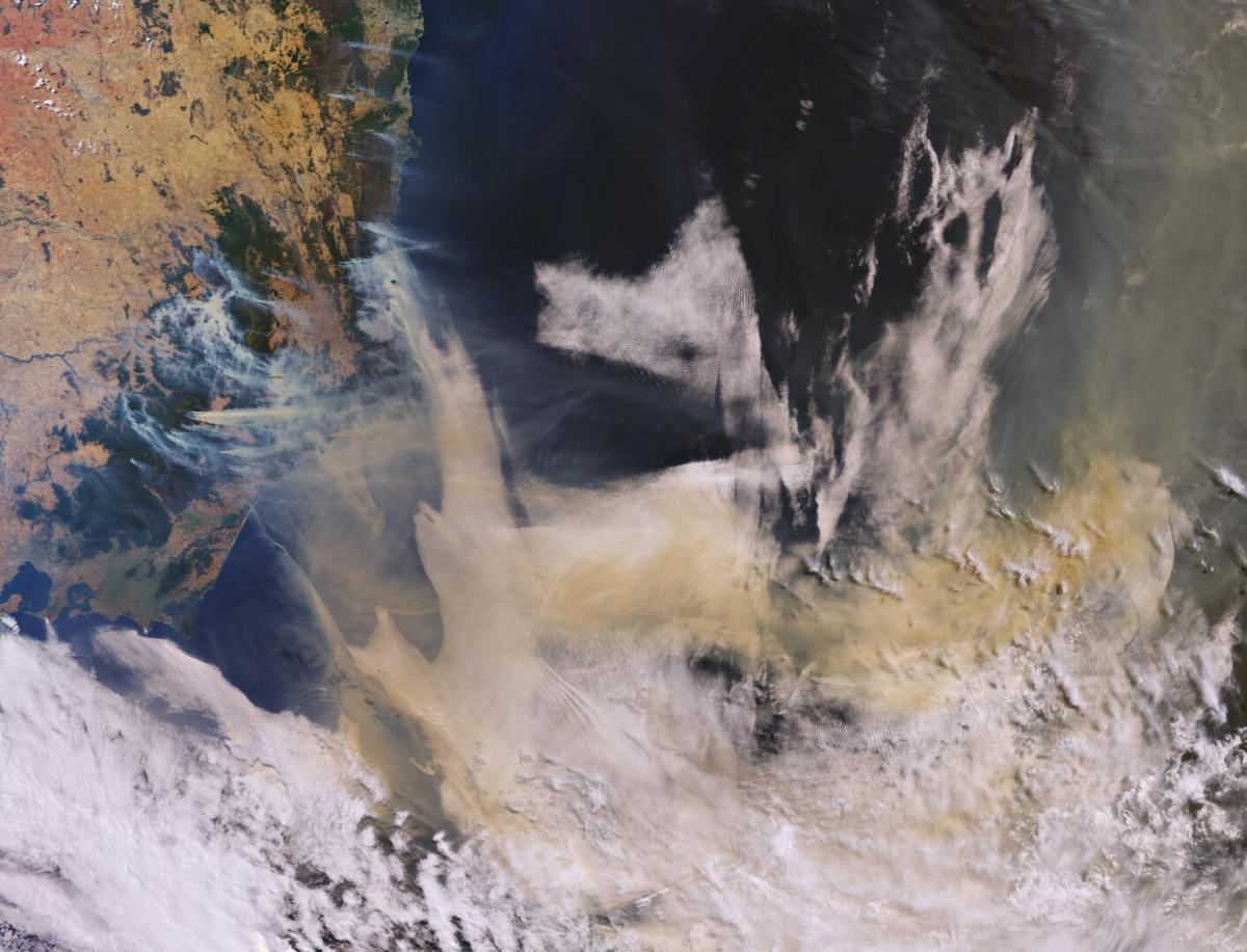 Les incendies australiens sous haute surveillance