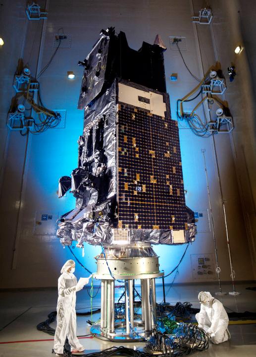 USA 315 : deuxième mission militaire américaine de l'année sur orbite