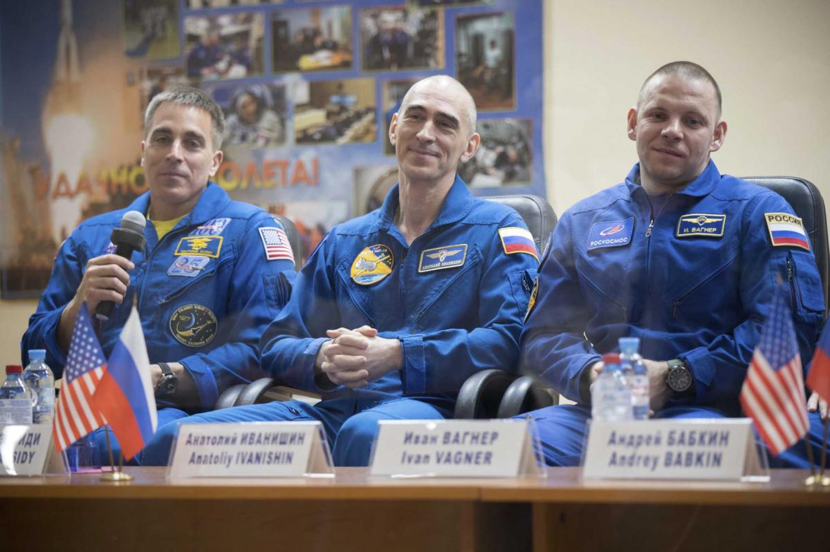 Le Soyouz MS-16 a rejoint la Station spatiale internationale