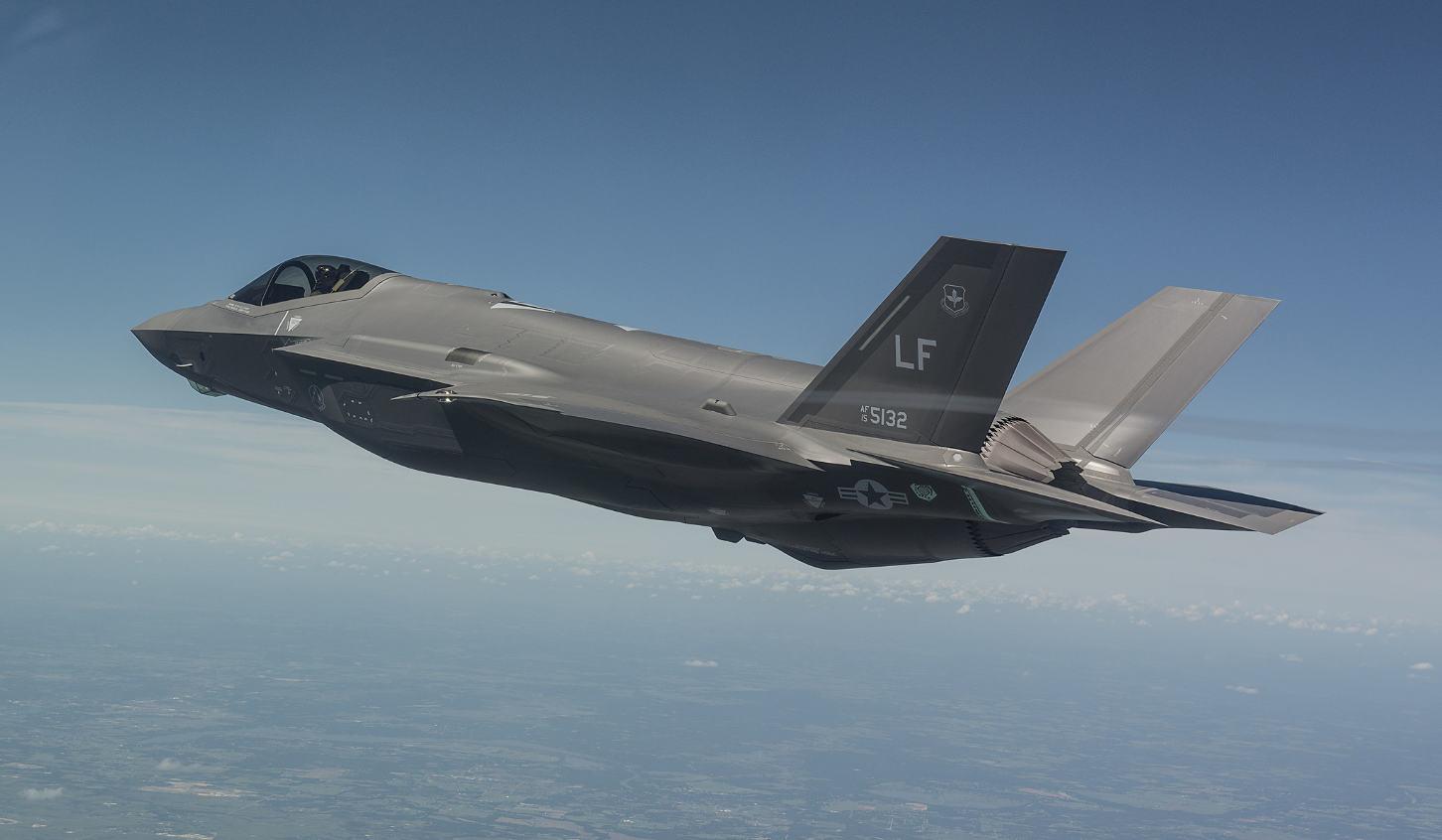 Asco un peu plus sur le F-35