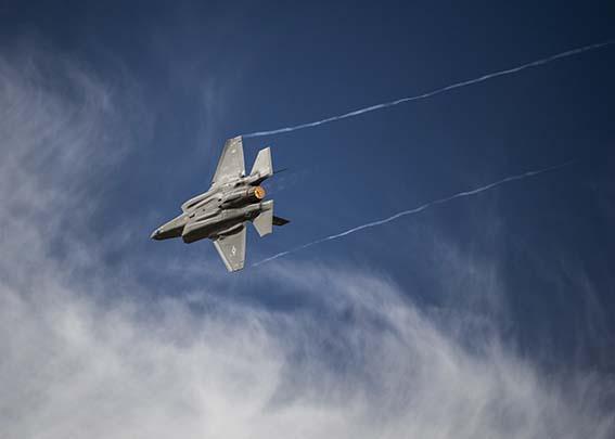 F-35, l'ALIS dans le collimateur de la cour des comptes américaine