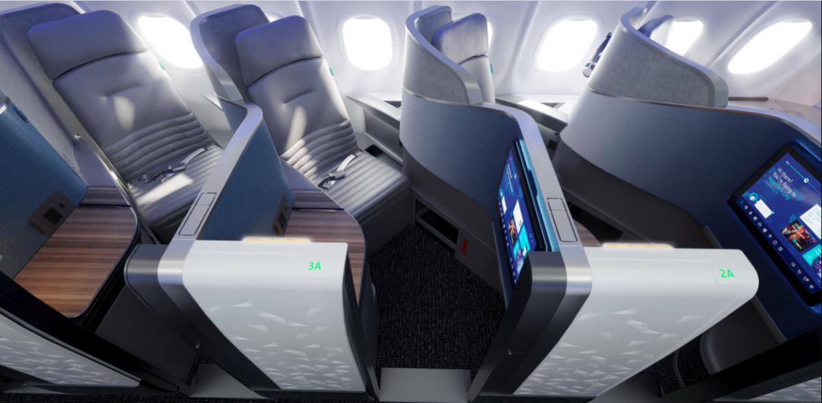 JetBlue dévoile les nouvelles cabines qui équiperont ses vols transatlantiques