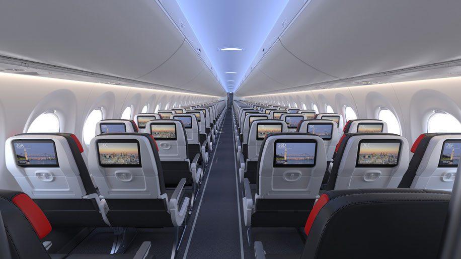 Airbus A220 : Air Canada les mettra sur Seattle et San José en 2020